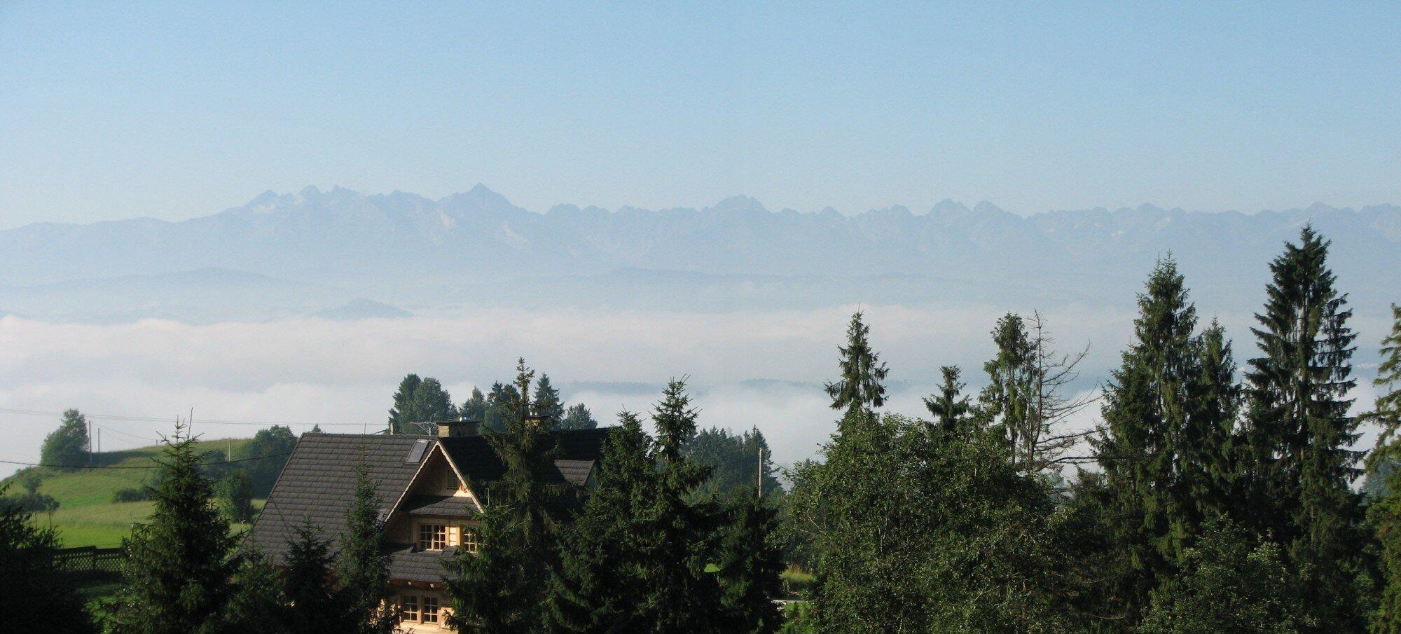 panorama dom Tatry 3